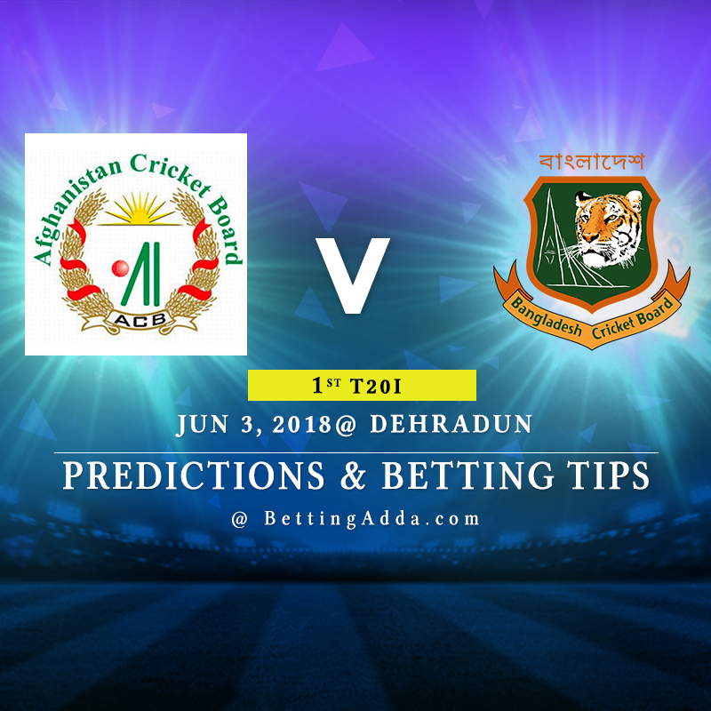 Afghanistan vs Bangladesh 1st T20I Match Prediction, Betting Tips & Preview