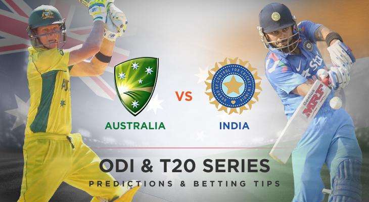 Australia v India ODI T20 Series