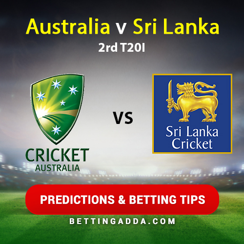 Australia vs Sri Lanka 3rd T20I Prediction, Betting Tips & Preview
