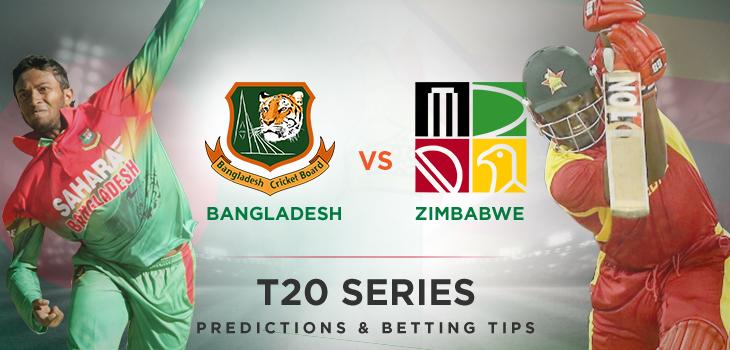 Bangladesh v Zimbabwe 2016