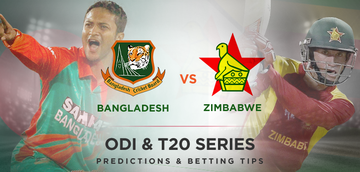 Bangladesh Zimbabwe ODI T20 Cricket Series