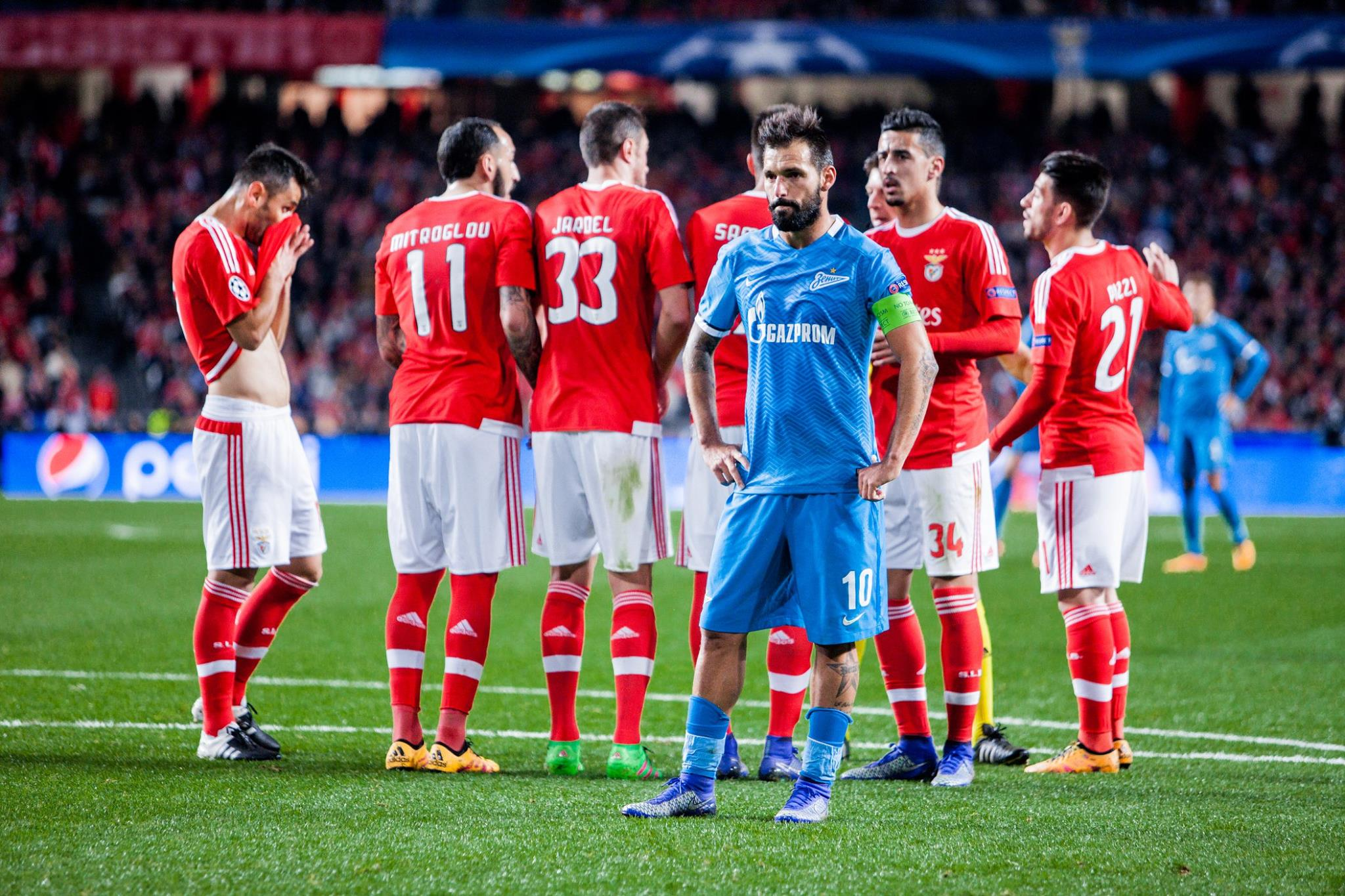 Will FC Zenit be able to bounce back after first-leg's defeat at Estádio da
