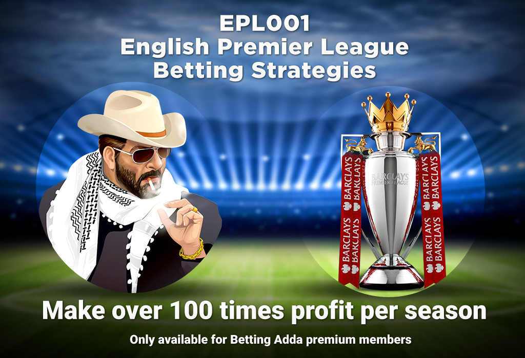 Most profitable football trading strategy