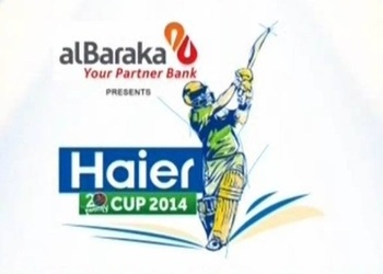 Haier T20 Cup 2015