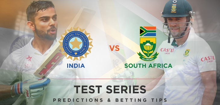 India v South Africa Test Cricket Series