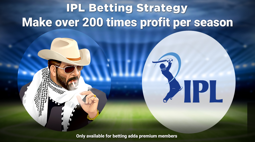 IPL Betting Strategy