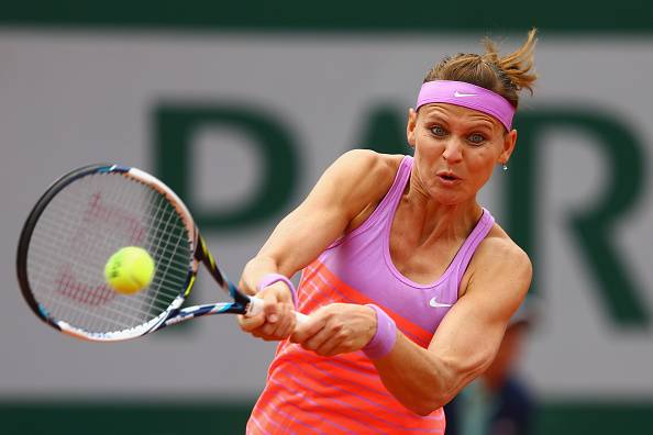 Lucie Safarova French Open 2015 Final