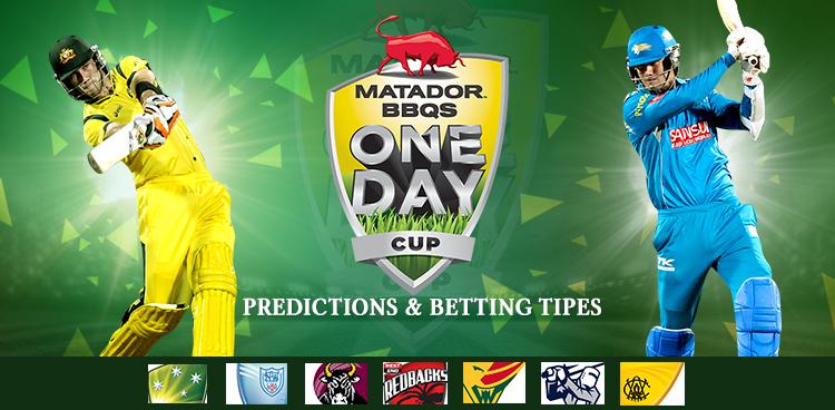 Matador BBQs One Day Cup
