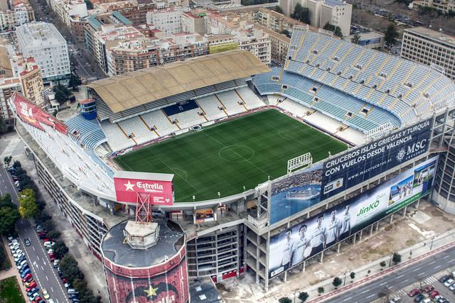 Estadio de Mestalla - Valencia - The Stadium Guide