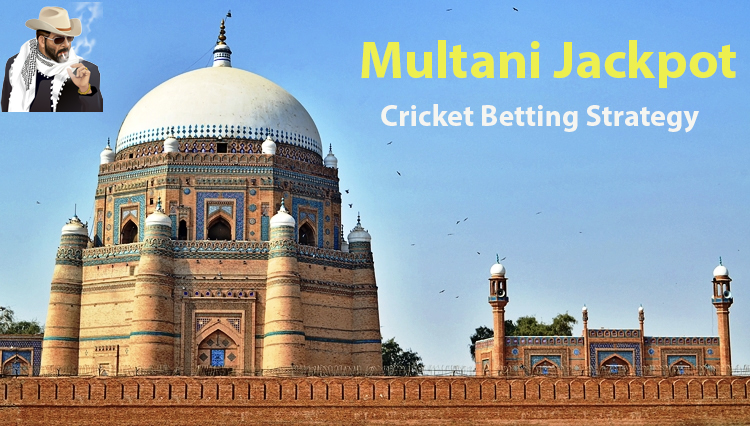 MultaniJackpoCricketBettingStrategy by Munna Bhai