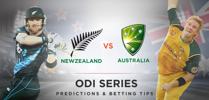 New Zealand v Australia ODI Series 2016