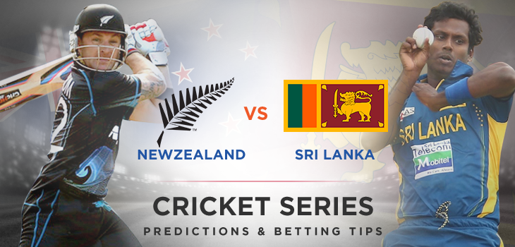 New Zealand v Sri Lanka 2015 16 Cricket Series