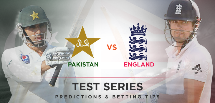 Pakistan v England Test Series 2015