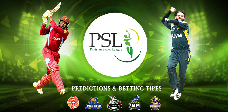 PSL Pakistan Super League T20 Cricket 2016