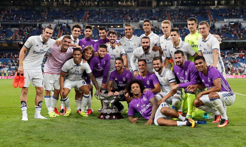 Will Real Madrid be able to continue what they have started last time out?