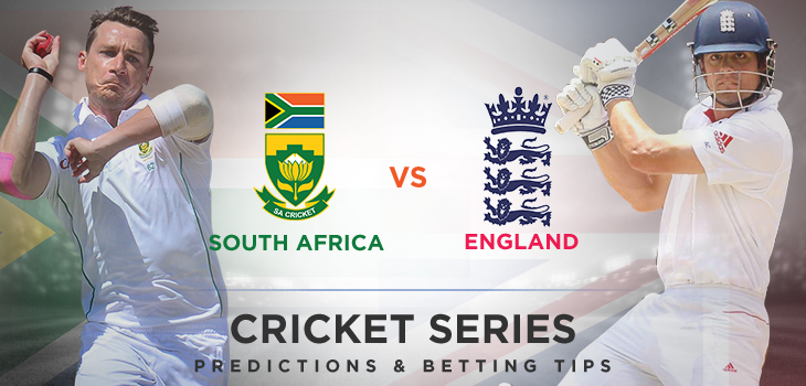 South Africa v England 2015 16 Cricket Series