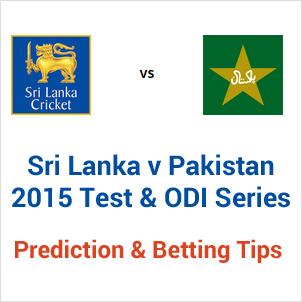 Sri Lanka v Pakistan 2015
