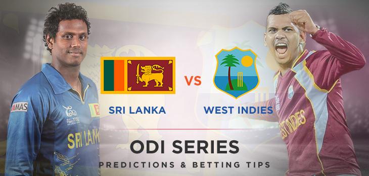 Sri Lanka v West Indies Cricket Series 2015