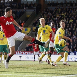 Best time for Norwich to face United