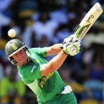 AB de Villiers - Leading from the front