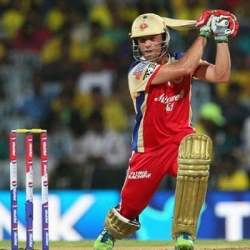 AB de Villiers - Sparkling batting required