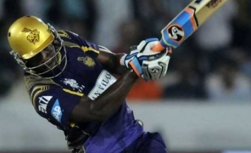 Andre Russell - 66 of 36 vs. KXIP