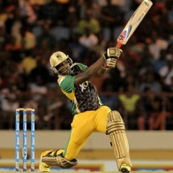 Andre Russell - Excellent all-round performance in the CPL