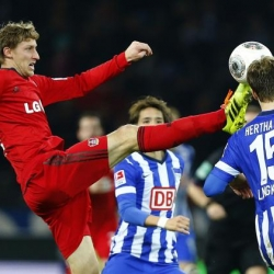 Will Kiessling score to help his side win next Sunday's match as he did last November?