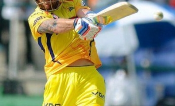 Brendon McCullum - Enjoying awesome form