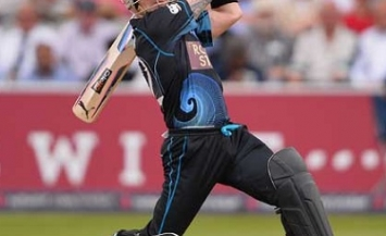 Brendon McCullum - Fastest ODI fifty off 16 mere balls
