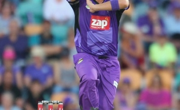 Cameron Boyce - The most successful bowler of Hobart Hurricanes