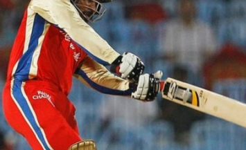 Chris Gayle - Blasted 96 off 56 for RCB