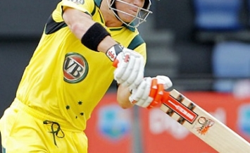 David Warner - A blistering knock of 178 vs. Afghanistan