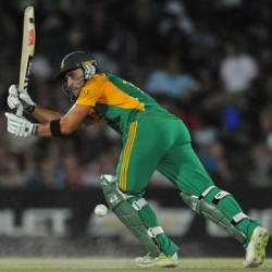 Faf du Plessis - Three tons in four games