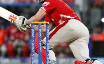 George Bailey - Leading KXIP from the front
