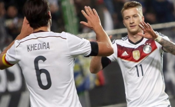 Will the Germans bounce back from their midweek upset against Australia?