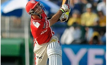 Glenn Maxwell - A mighty knock of 95 off mere 43 balls