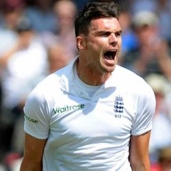 James Anderson - Lethal fast bowling
