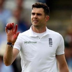 James Anderson - Became the highest Test wicket taker for England with 384 Scalps