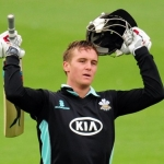 Jason Roy (Surrey) - Highest run getter of the Tournament