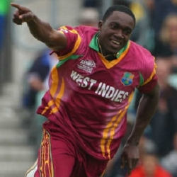 Jerome Taylor - Highest wicket taker of West Indies in the event