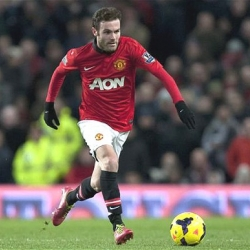 Juan Mata proving his worth to Manchester United
