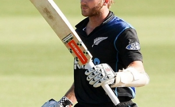 Kane Williamson - Fifth ODI ton