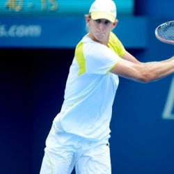 Kevin Anderson will have tough tie against Edouard Roger-Vasselin