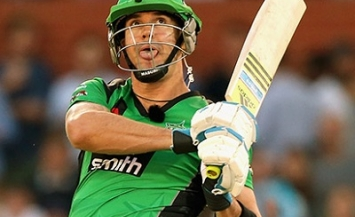 Kevin Pietersen - Second fifty of the Big Bash League