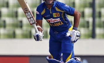 Kumar Sangakkara - Three consecutive hundreds in the World Cup history