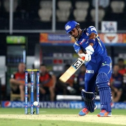 Lendl Simmons - Maiden ton of the IPL 2014