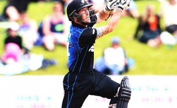Luke Ronchi - In dangerous mood