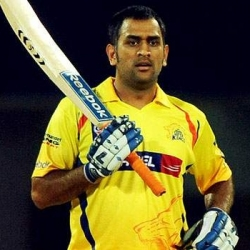 MS Dhoni - Always leading from the front