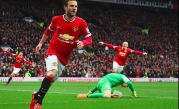 Will Juan Mata be able to score to his former team next weekend?